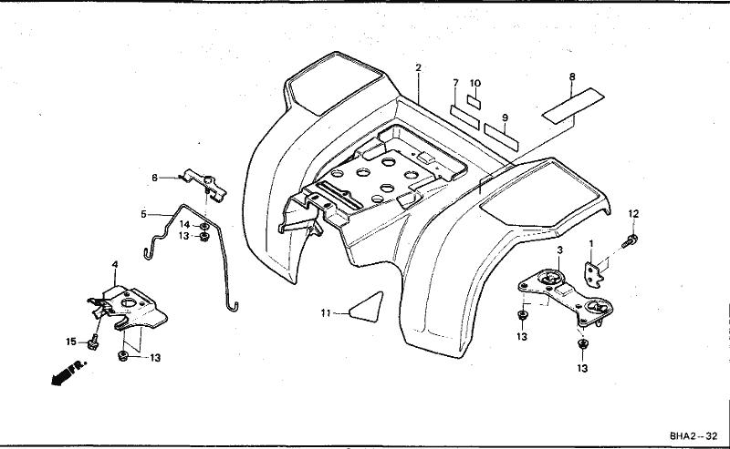 Honda Rebel 250 Blinker Wiring Diagram