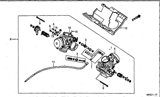 Honda Rebel 250 Blinker Wiring Diagram