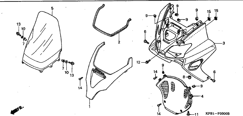 Custom Xr650r Wiring Diagram